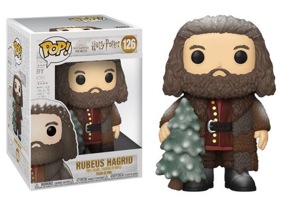 """Świąteczne - 6"""" Hagrid"""