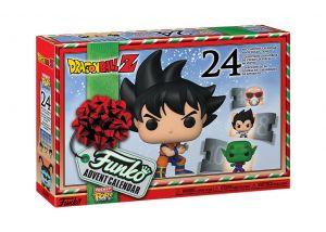 Dragon Ball Z (24 figurki) - Kalendarz adwentowy