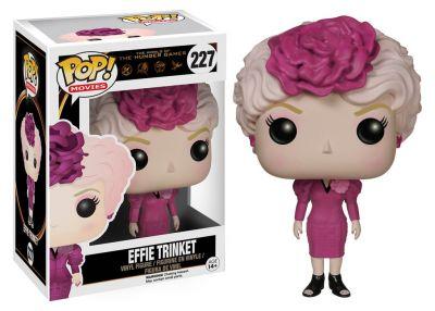Igrzyska Śmierci - Effie Trinket