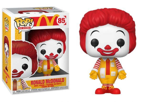 McDonald's - Ronald McDonald