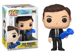 Jak poznałem waszą matkę - Ted Mosby
