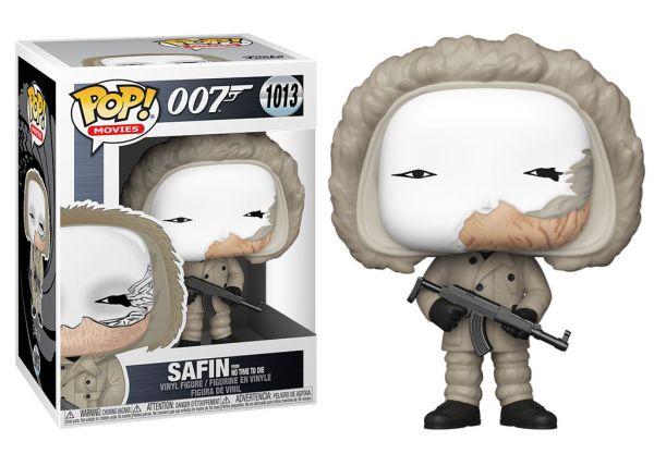 James Bond - Safin