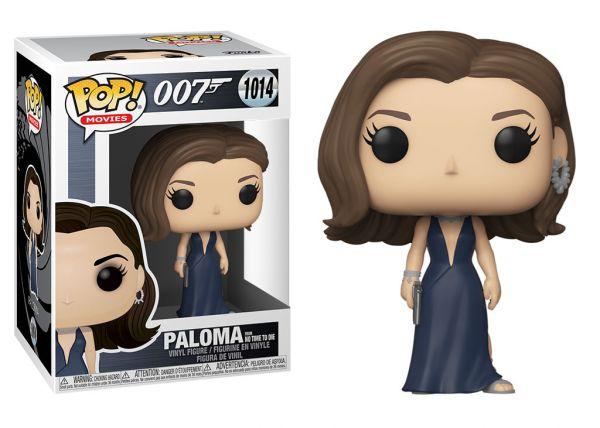 James Bond - Paloma