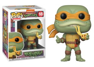 Wojownicze Żółwie Ninja - Michelangelo