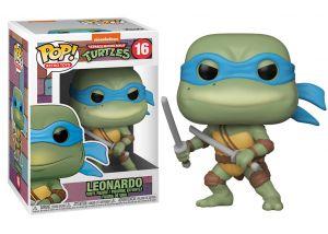 Wojownicze Żółwie Ninja - Leonardo