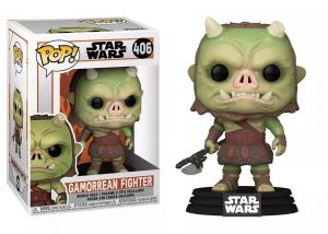 The Mandalorian - Gamorrean Fighter