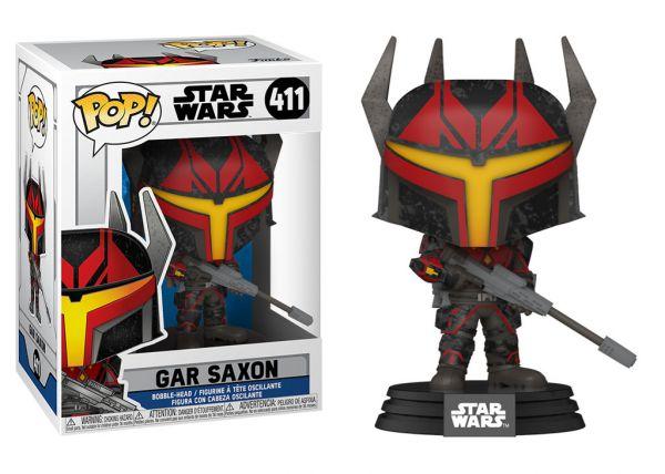 Gwiezdne wojny: Wojny klonów - Gar Saxon