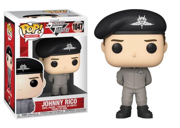 Żołnierze kosmosu - Rico In Jumpsuit