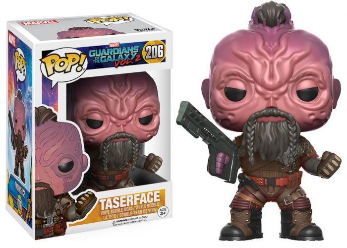 Strażnicy Galaktyki vol. 2 - Taserface