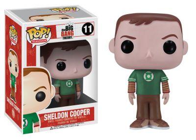 Teoria wielkiego podrywu - Sheldon Cooper