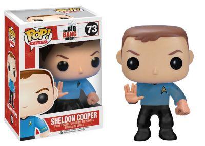 Teoria wielkiego podrywu - Sheldon Cooper 2