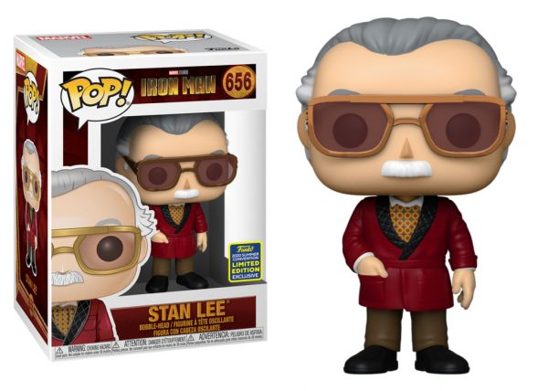 Ikony - Stan Lee 2