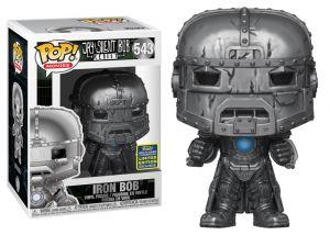 Jay i Cichy Bob powracają - Iron Bob