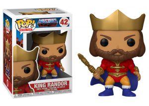 Władcy Wszechświata - King Randor