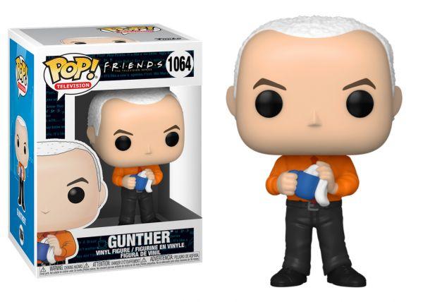 Przyjaciele - Gunther