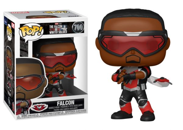 The Falcon and the Winter Soldier - Falcon