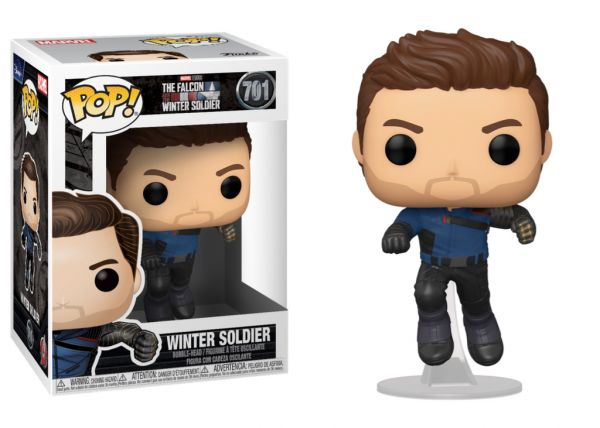 The Falcon and the Winter Soldier - Winter Soldier