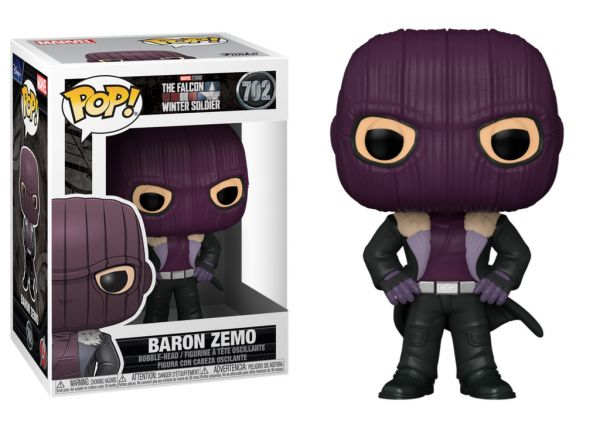 The Falcon and the Winter Soldier - Baron Zemo
