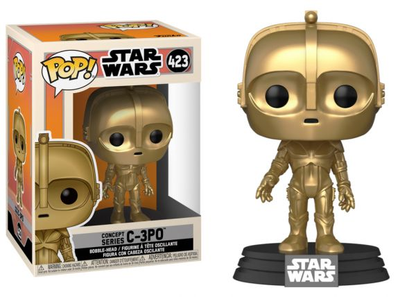 Koncepty - C-3PO