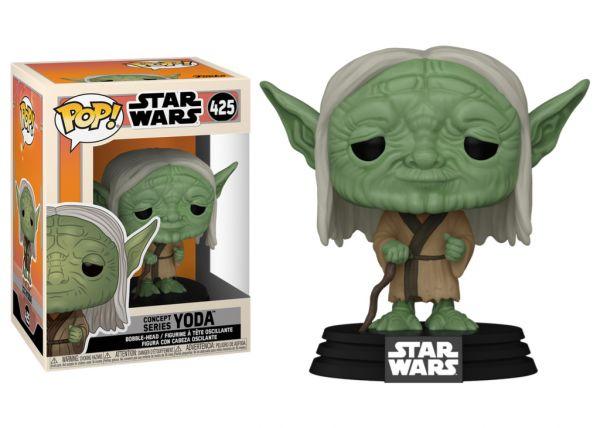 Koncepty - Yoda