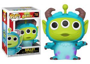 Pixar Alien Remix - Sulley