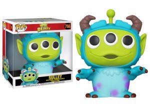 Pixar Alien Remix - Sulley 2