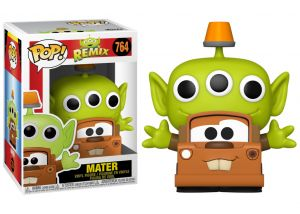 Pixar Alien Remix - Mater