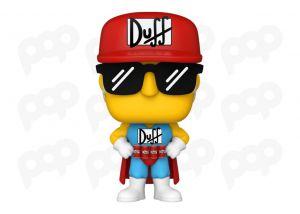 Simpsonowie - Duffman