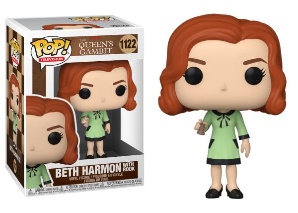 Gambit królowej - Beth Harmon 2