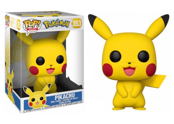 "Pokémon - Pikachu 2 (10"")"