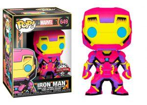 Black Light - Iron Man