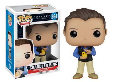 Przyjaciele - Chandler Bing