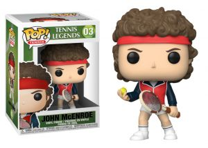Legendy Tenisa - John McEnroe