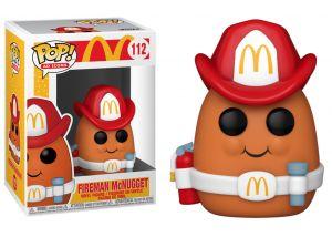 McDonald's - Fireman Nugget