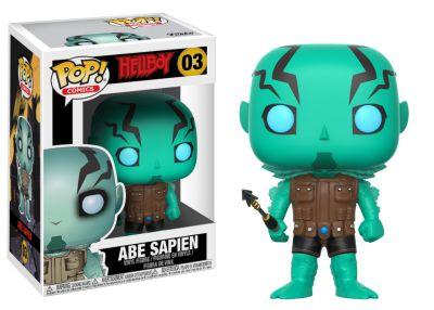 Hellboy - Abe Sapien