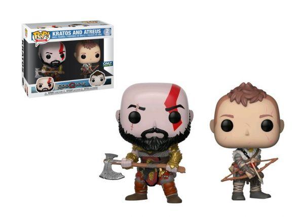 God of War - Kratos & Atreus