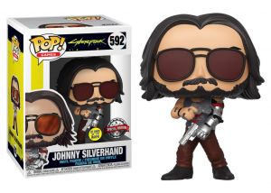Cyberpunk 2077 - Johnny Silverhand 3