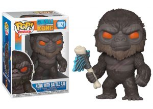 Godzilla kontra Kong - Kong 3