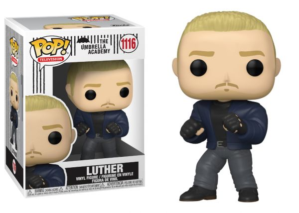 Umbrella Academy - Luther Hargreeves 2