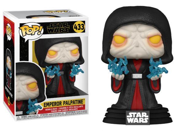 Gwiezdne wojny: Skywalker. Odrodzenie - Emperor Palpatine