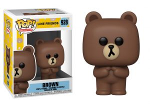 Line Friends - Brown