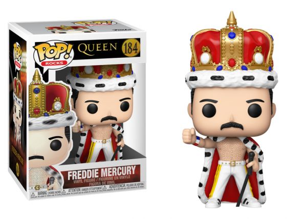 Queen - Freddie Mercury 4