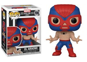 Lucha Libre - Spider-Man
