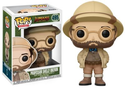 Jumanji - Dr. Shelly Oberon