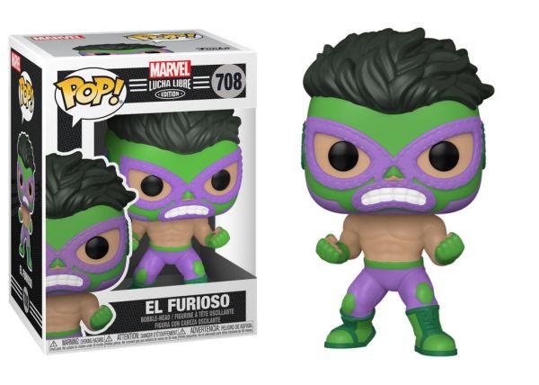 Lucha Libre - Hulk