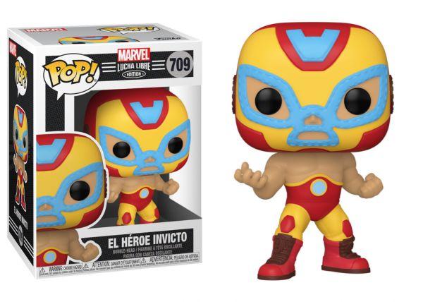 Lucha Libre - Iron Man