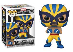 Lucha Libre - Wolverine