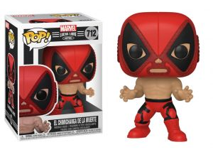 Lucha Libre - Deadpool