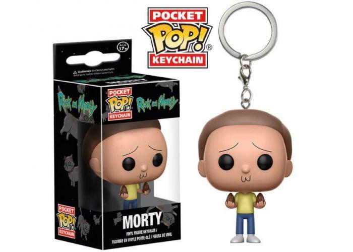 Rick and Morty - Morty