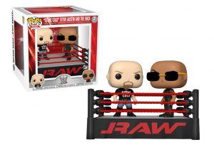 WWE - The Rock & Stone Cold na ringu